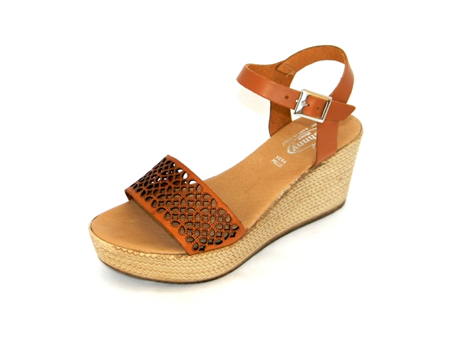 Sandale Femei Fashion Confort 4159 cuoio