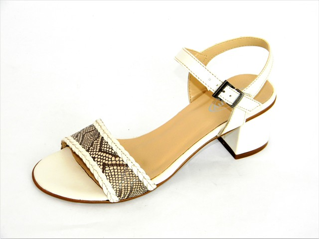 Sandale Femei Fashion Confort 31-144 late.taupe