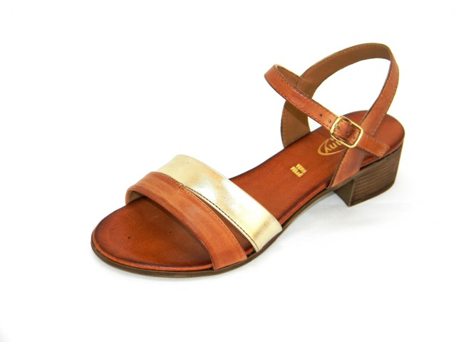 Sandale Femei Fashion Confort 3025 brandy.platino