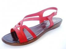 Sandale Casual Confort 73601 rosso