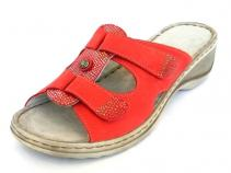 Sandale Femei Casual-Confort 3416 rosso.rosso