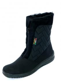 Cizme femei - Fashion-Confort-Clasic 6002 samitex black